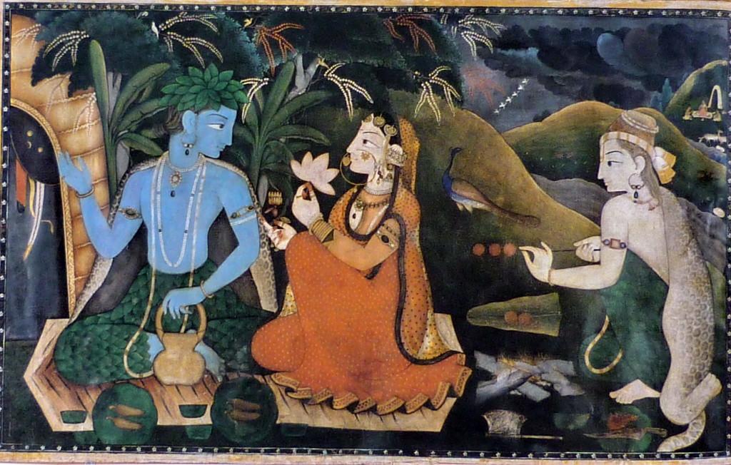 53-Rama-Sita- Lakshmana