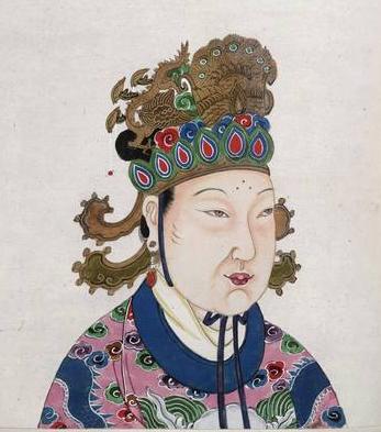 L'imperatrice Wuhou o Wu Zetian (624-705)